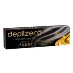 Depilzero Argan Crema Depilatoria Viso, 50ml
