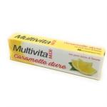 Multivitamix Caramelle Dure Con Puro Succo Di Limone, 12 Pezzi