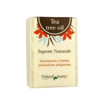 Natural Beauty Sapone Naturale Tea Tree Oil 100 g
