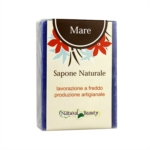 Natural Beauty Sapone Naturale Mare 100 g