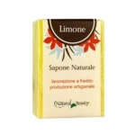 Natural Beauty Sapone Naturale Limone 100 g