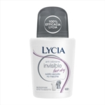 Lycia Invisible Fast Dry Anti Odorante Antimacchie Roll-On 50 ml