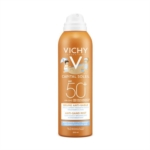 Vichy Ideal Soleil Spray Anti Sabbia Per Bambini SPF50 200ml