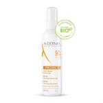 A-DERMA Protect - Spray Solare SPF50+ Protezione Molto Alta, 200ml