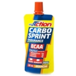 ProAction Carbo Sprint Endurance BCAA Arancia Integratore Alimentare Sport 50ml