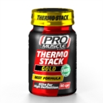 ProAction ProMuscle Thermo Stack Gold Integratore Alimentare 90 Compresse