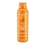 Vichy Ideal Soleil Spray Viso Invisibile SPF50 75ml