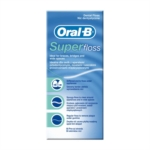 Oral B Super Floss Filo Interdentale 50 Pezzi