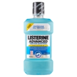 LISTERINE Advanced Tartar Control Collutorio Menta Artica 500 ml