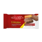 Tisanoreica T Wafer Gusto Cacao 36g