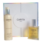 Carita Cofanetto Lait De Beaute 14 Latte Corpo 200ml Fluide De Beaute 14 100ml