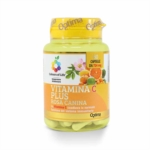 Optima Naturals Colours Of Life Vitamina C Plus Rosa Canina 60 capsule