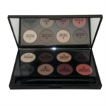 RVB LAB The Essential Palette Di Ombretti Numero 100 1 5 g x 8