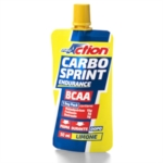 ProAction Carbo Sprint BCAA Endurance Integratore Sport Gusto Limone 50ml