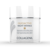 offerta Collagenil Oleoactive Night Defence Rigenerante Notte Effetto Detox 50 ml