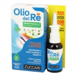Zuccari Olio Del Re Spray Nasale Decongestionante, 30ml