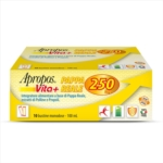Apropos Vita Pappa Reale 250 mg Integratore Alimentare 10 Bustine