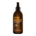 Piz Buin Tan And Protect SPF15 Olio Spray Acceleratore Dell'Abbronzatura 150 ml