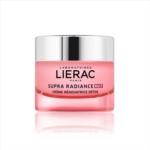 Lierac Supra Radiance - Crema Viso Anti-Età Detox Notte, 50ml