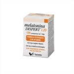 Vemedia Pharma Melatonina Dispert Integratore Alimentare 120 Compresse