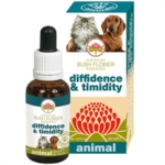 Green Remedies Diffidence & Timidity Essenza Per Animali 30 ml