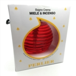 Perlier Favo Honey Miel Body Miele Corpo Bagno Crema Miele E Incenso 500 ml