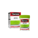 Swisse Equilibrio Gastrointestinale - Detox Funzione Epatica, 60 Compresse