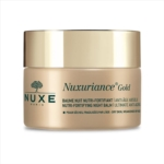 Nuxe Nuxuriance Gold - Balsamo Notte Nutriente Fortificante, 50ml