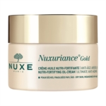 Nuxe Nuxuriance Gold - Crema Olio Nutriente Fortificante Viso, 50ml