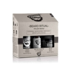 B Barber Beard Ritual Kit Detergente 150ml + Profumo 20ml + Balsamo 50ml