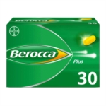 Bayer Berocca Plus Integratore Alimentare 30 compresse