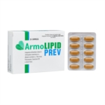 Mylan ArmoLipid Prev Integratore con Orthosiphon Stamineus 20 Compresse