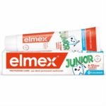 Elmex Junior Dentifricio Per Bambini 75 ml