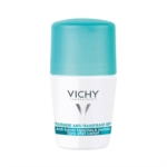 Vichy Deodorante Trattamento Anti-Traspirante 48H Roll-On, 50ml