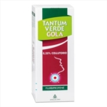 Tantum Verde Gola 250 Mg/100 Ml Collutorio  Flacone Da 160 Ml