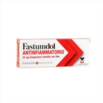 Fastumdol Antinf 25 Mg Compresse Rivestite 20 Compresse