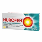 Nurofen Influenza Raffr 200 Mg 30 Mg Compresse Rivestite 12 Compresse Rivestite
