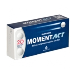 Momentact 400 Mg Compresse Rivestite Con Film 20 Compresse In Blister In Pvc/Pvdc/Al