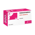 Paracetamolo Nov 30Cpr 500Mg