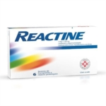 Reactine 6Cpr 5Mg 120Mg Rp