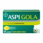 Aspi Gola Pastiglie per mucosa orale, 16 pastiglie
