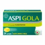 Aspi Gola Pastiglie per mucosa orale, 24 pastiglie