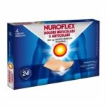 Nuroflex Dolori Muscolari e Articolari - 4 cerotti, 200mg