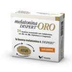 Vemedia Pharma Melatonina Dispert Oro Integratore 24 Bustine