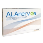 Alfa Wassermann Alanerv On Integratore Alimentare 20 Capsule Softgel