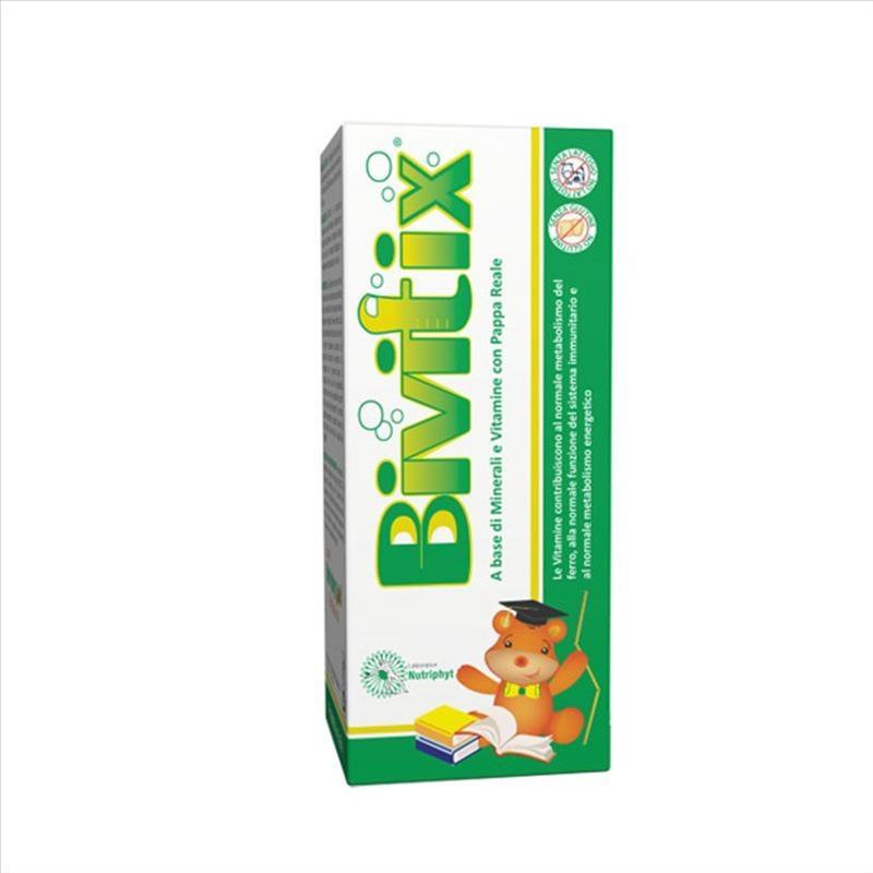 Nutriphyt Bivitix Integratore Alimentare 10 Stick Pack Da 10 ml