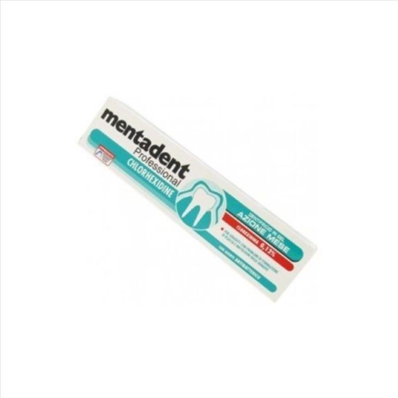 Mentadent Professional Dentifricio Azione Prolungata Clorexidina 0,12% 75 Ml offerta