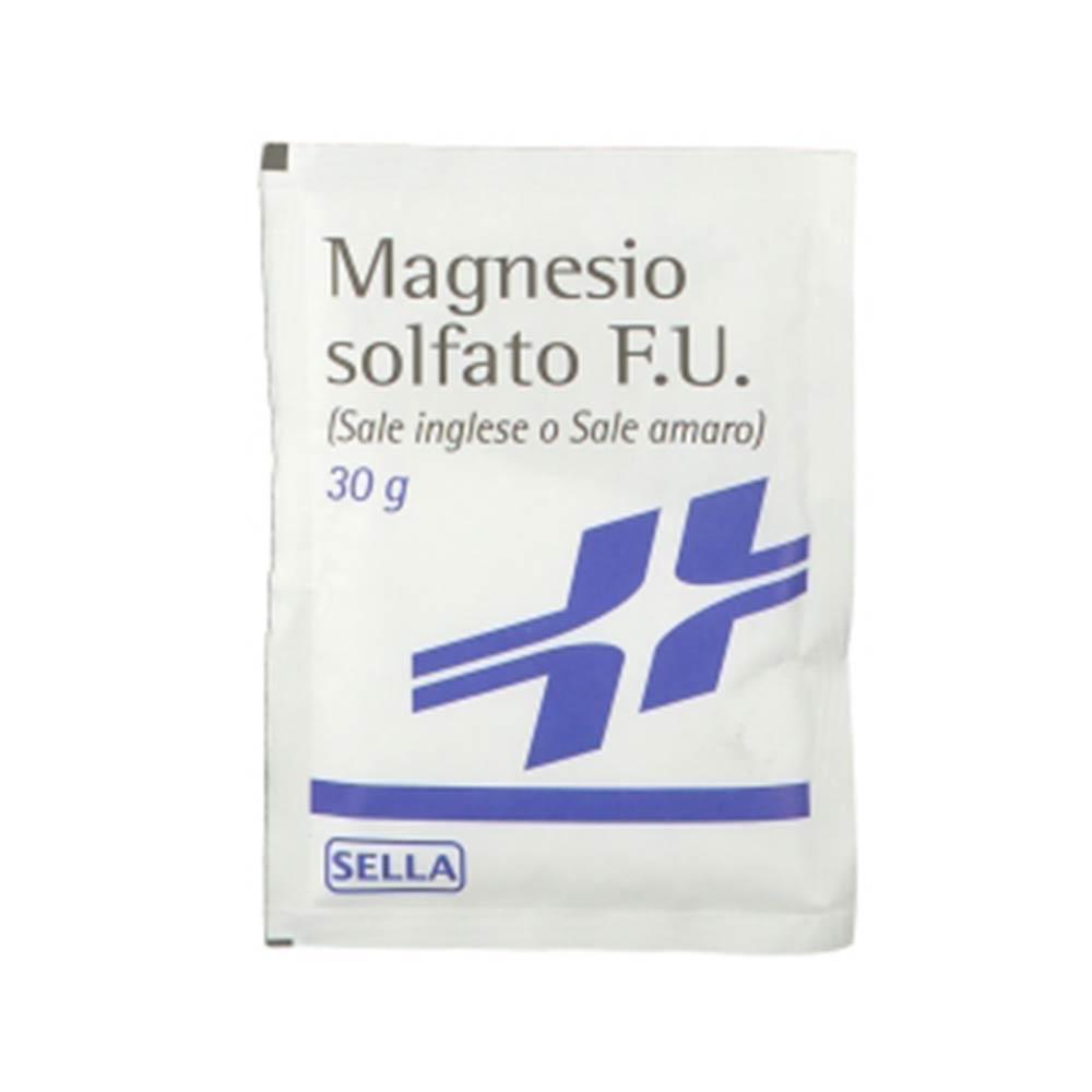 Sella Magnesio Solfato F.U., 30g