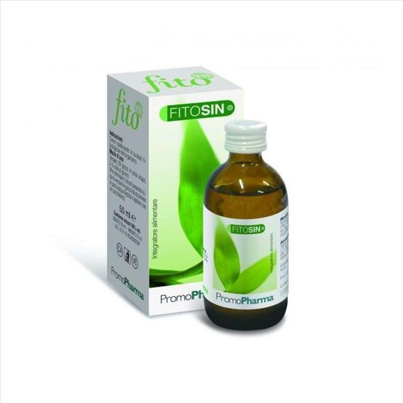 Promopharma Fitosin 45 Integratore Alimentare Gocce 50 ml