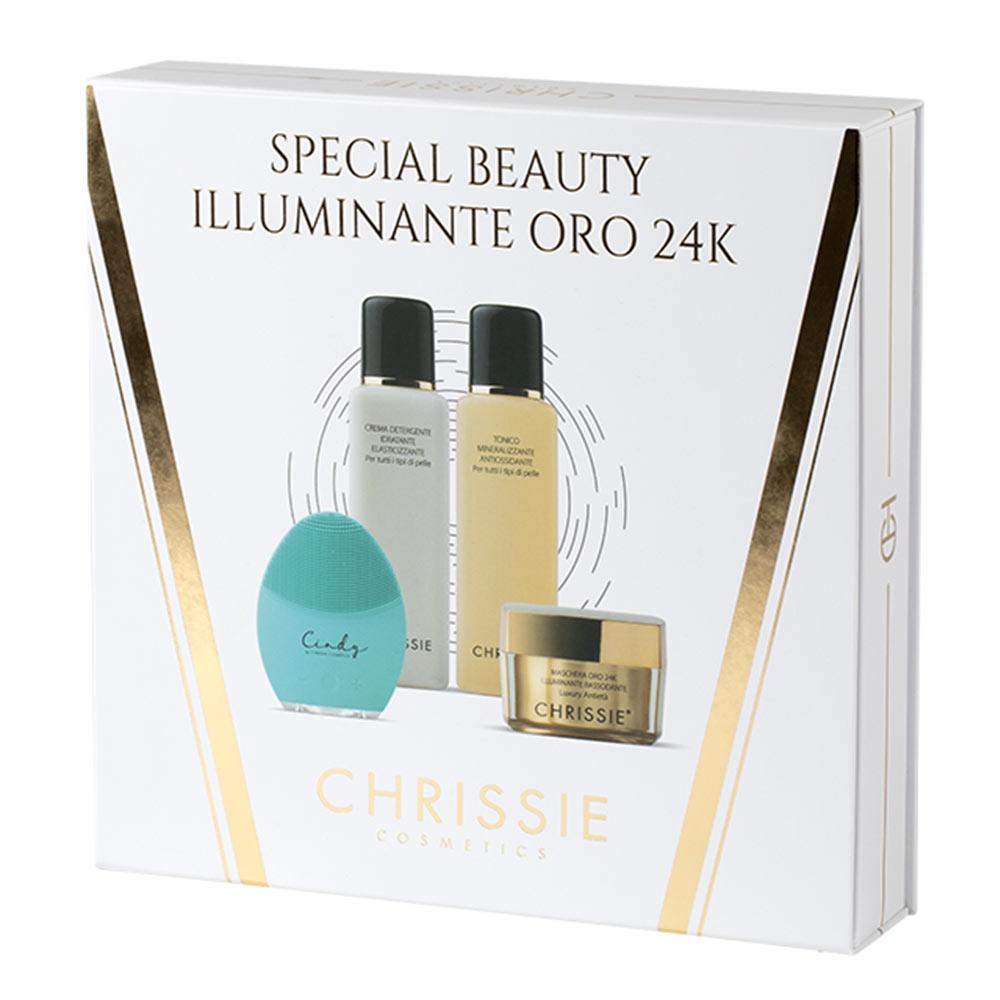 Chrissie Special Beauty Illuminante Oro 24k
